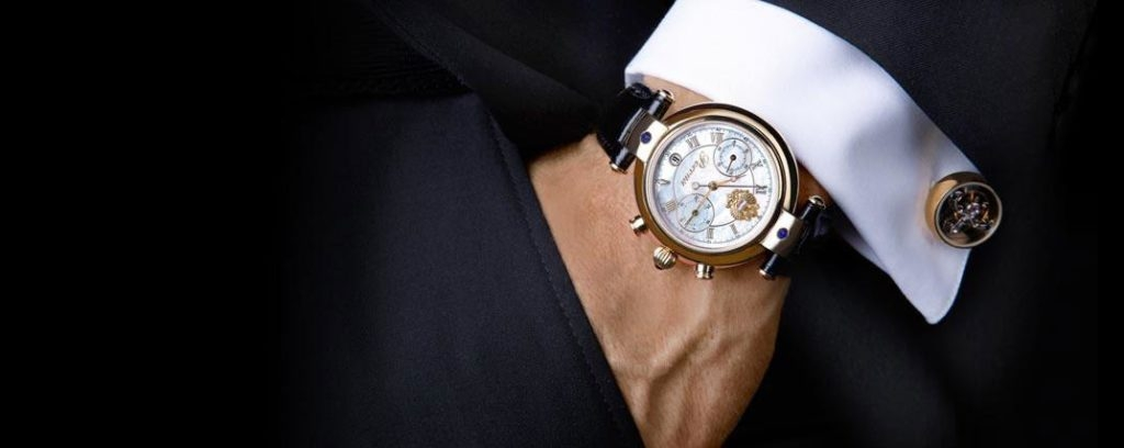 Зачем мужчине нужны дорогие часы?