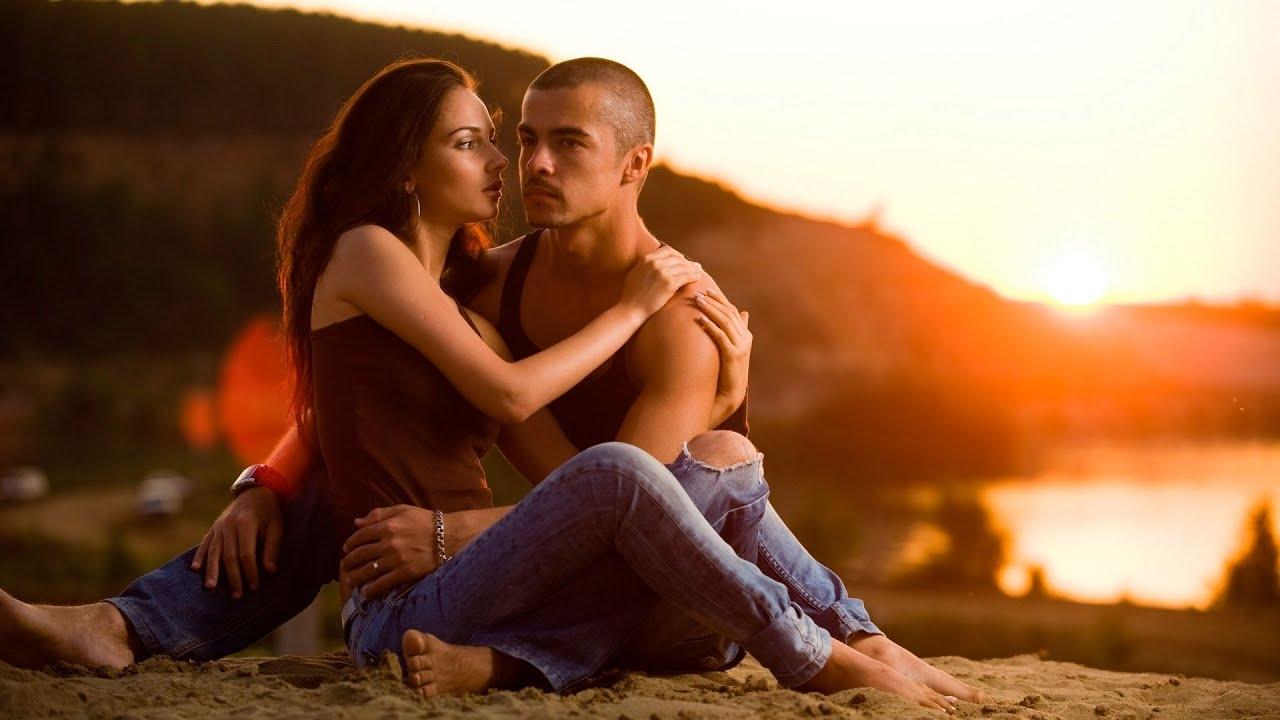 Открытки парень с девушкой романтика