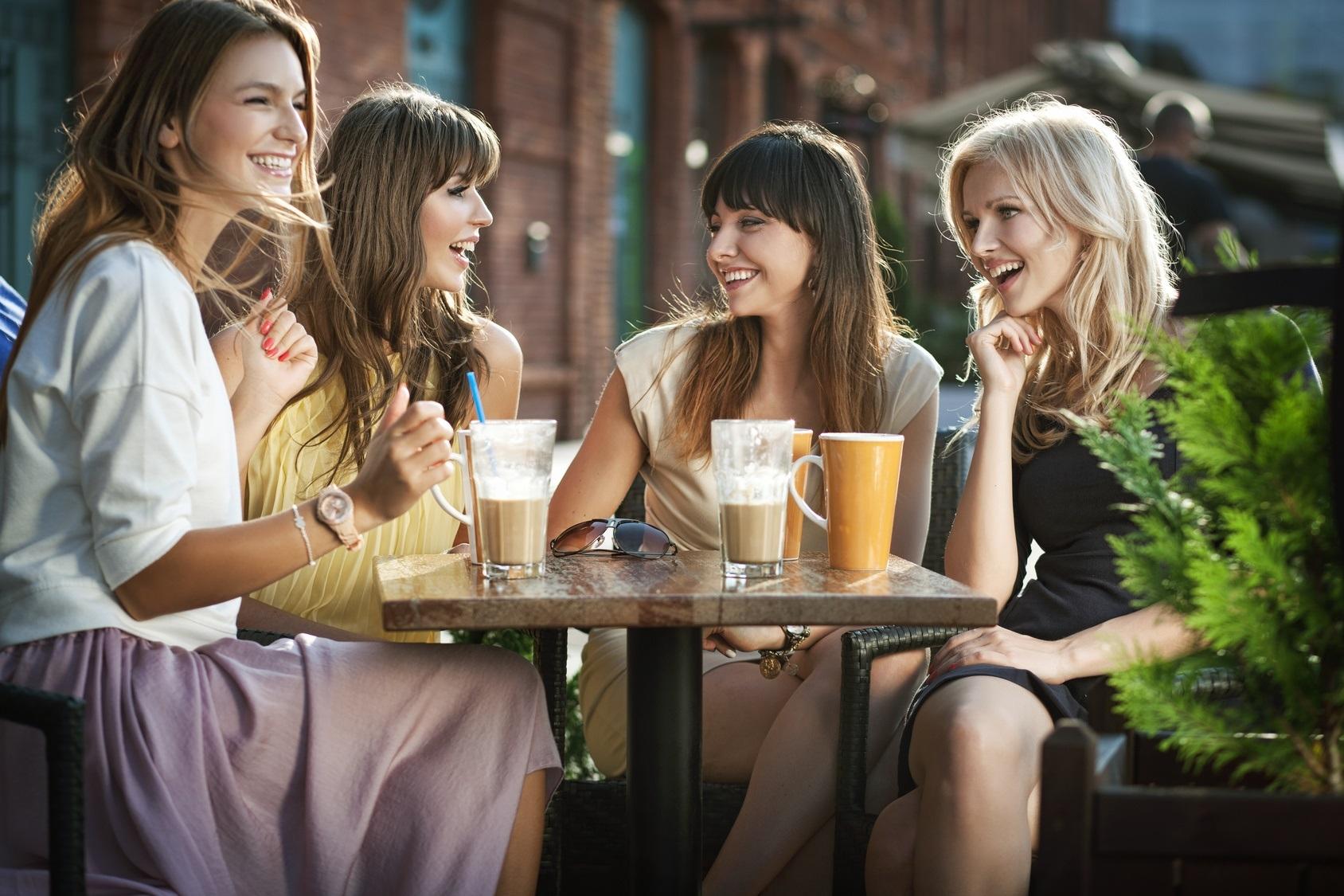 смотреть красивых девушек и общаться - 4