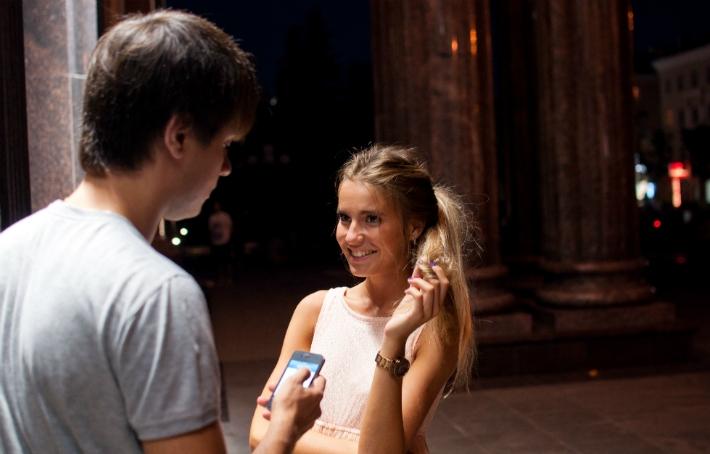 Игорь Лапин расскажет основные правила, как взять номер у девушки